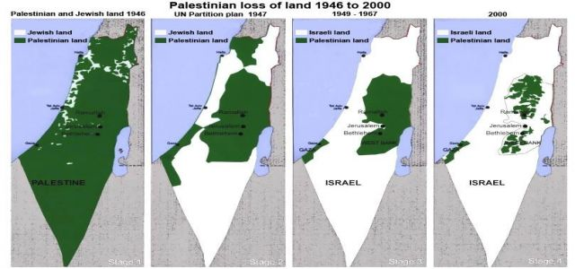 Deafening Silence on Israel
